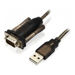 Cabo conversor USB para USB-Serial RS232, UART TTL 9 PIN GPS FTA