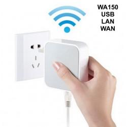 Router Wi-Fi repetidor con USB multimedia U-disk Melon WA150