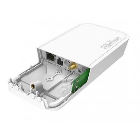Mikrotik RBwAPR-2 e R11e-LoRa8 WAP LORA 8 KIT 863-870 MHz
