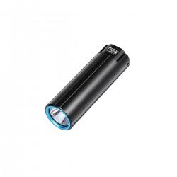 Lampe-torche menée rechargeable de POCHE IMALENT DL10 1200 lumens IMAN