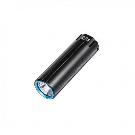 Torcia a LED ricaricabile TASCA IMALENT LD10 1200 lumen IMAN