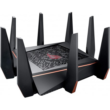 ASUS GT-AC5300 ROG RAPTURE ROUTER WiFi AC MU-MIMO Gigabit