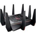 ASUS GT-AC5300 ROG RAPIMENTO ROUTER WiFi AC MU-MIMO Gigabit tri-band giochi GPN