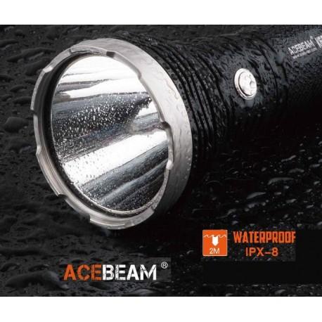 Taschenlampe super helle Acebeam K65-GT LED, LUMINUS SBT-90