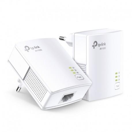 TP-LINK PLC-Gigabit-AV1000 Powerline starter Kit TL-PA7017KIT