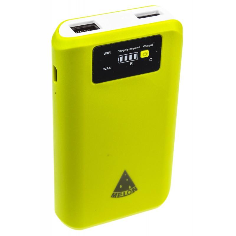 Routeur portable avec batterie lithium 7800mah - Augmenter portee votre wifi avec repeteur ...
