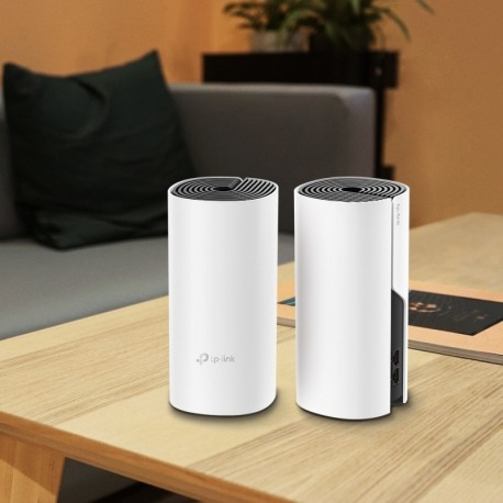 TP-LINK Wlan-Mesh-abdeckung großes haus AC1200-Deco-E4 (3-pack)