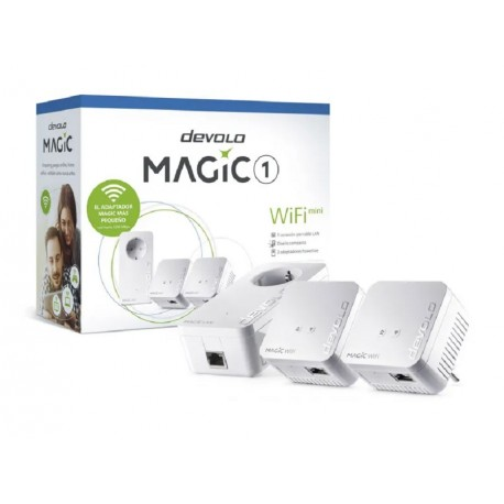 Devolo Magic 1 WiFi Mini powerline PLC compatto Maglia 1200 Mbps