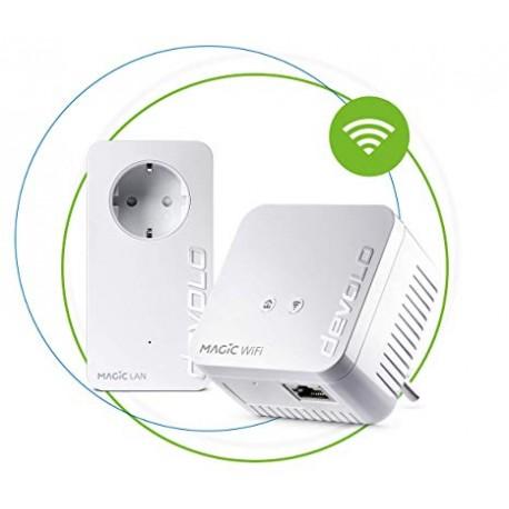 Devolo Magic 1 WiFi Mini powerline compact PLC Mesh 1200 Mbps