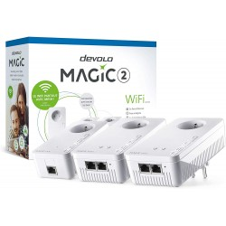 DEVOLO MAGIC 2 WIFI 2-1-2 Powerline PLC Gigabit Mesh 2400Mbps