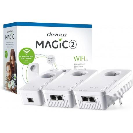 DEVOLO MAGIC 2 WIFI 2-1-2 Powerline PLC Gigabit Mesh 2400Mbps