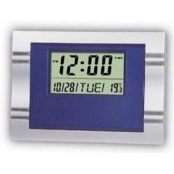 Relógio Digital de Números Grandes calendário cozinha mesa