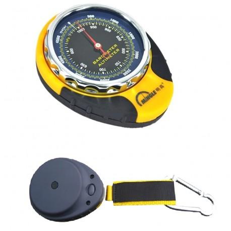 Altimètre baromètre analogique