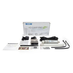 Kit Alfa 4G Camp-Pro 2+ para Internet LTE SIM e compartilhamento de WIFI