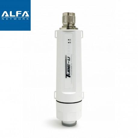 Alfa Tube-UNA Wi-Fi de longo alcance externo USB 2.4 GHz