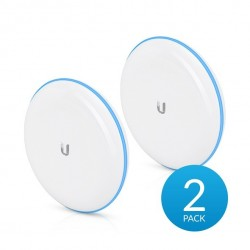 Ubiquiti UBB UniFi Building Bridge Kit join two houses 5 GHz - 1 Gbps