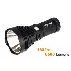 Lanterna super brilhante Acebeam K65-GT diodo EMISSOR de luz LUMINUS SBT-90 6500 lúmens