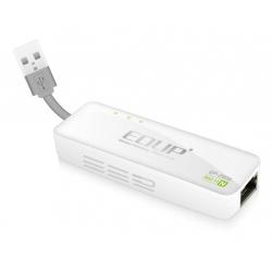 Repetidor WIFI N USB AP WDS LAN EP-2906 cliente y emisor 150mbps