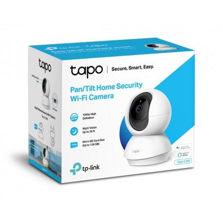 Compre a câmera TP-LINK Tapo C200 IP 360º vigilância WiFi