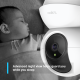 Acheter TP-LINK Tapo C200 Caméra IP Surveillance WiFi 360º