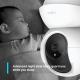 Buy TP-LINK Tapo C200 IP Camera 360º WiFi surveillance