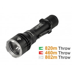 Acquista ACEBEAM L17 Tactical FLASHLIGHT L17 ultra lungo raggio.