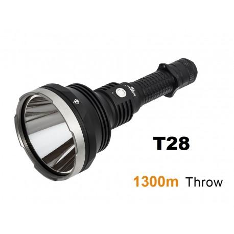 Acquista Acebeam T28 LED LANTERNA 1300 METRI CREE XHP35