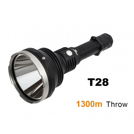 Kaufen Sie Acebeam T28 LED LATERNE 1300 METER CREE XHP35
