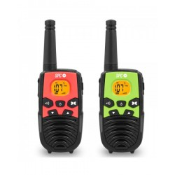 Ski walkie talkie SPC 8 channels FM radio range up to 5km