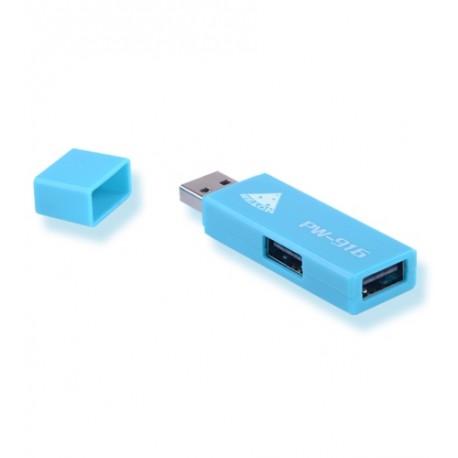 Amplificador de potencia USB para cables de adpatadores WIFI power PW-916