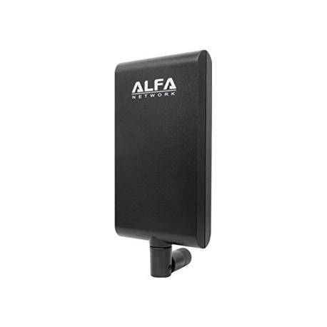 Antenne WIFI panneau 5 ghz dual-band ALFA APA-m25 RP-SMA Patch