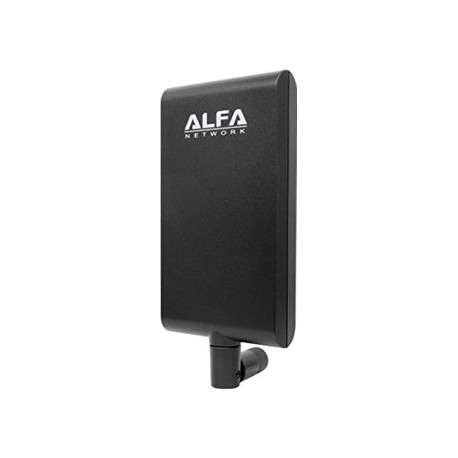 WIFI antenna pannello 5ghz dual-band ALFA APA-m25 RP-SMA Patch direzionale