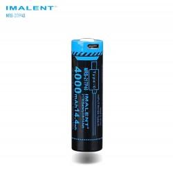 Batería MRB-217P40 tamaño 21700 4000mAh USB tipo C