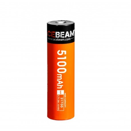 Acebeam 21700 5100mAh 25A battery