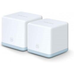 Halo S12 (paquet de 2) Système Wi-Fi maillé AC1200 pour toute la maison