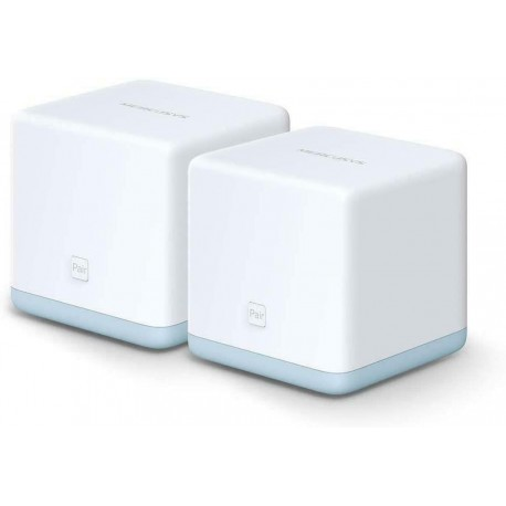 Halo S12 (2-pack) AC1200 Whole House Mesh Wi-Fi System