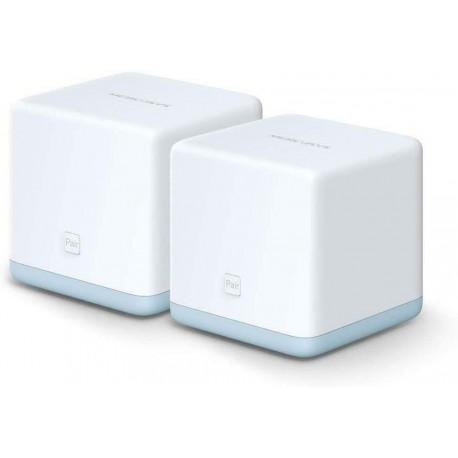 Halo S12 (paquet de 2) Système Wi-Fi maillé AC1200 pour toute