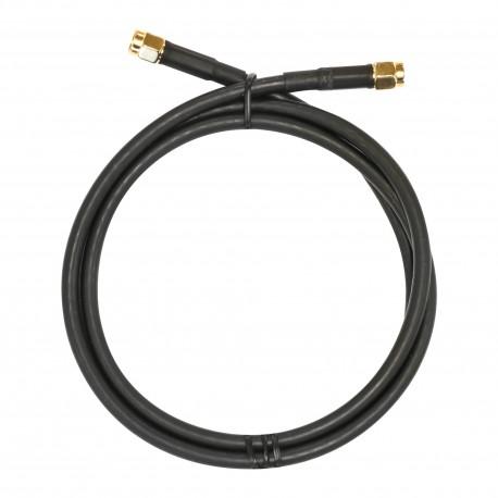 Mikrotik SMASMA SMA-Male to SMA-Male cable (1m)