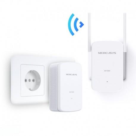 Mercusys MP510 Kit WiFi PLC Powerline AV1000 Gigabit