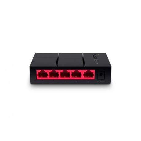 Mercusys MS105G Switch 5 Puertos Gigabit
