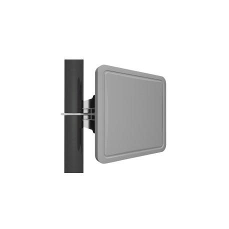 Pannello di antenna Dual-Band 2T2R MIMO 2.4 GHz 9dBi / 5 ghz 12dBi 2 connettori N