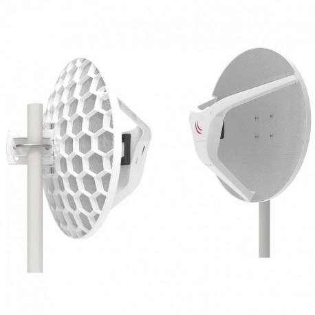 Mikrotik RBLHGG-60adkit Kit Antenas parabólicas 60GHz 802.11ad