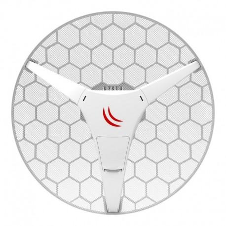 Mikrotik LHG 5 ac Antenne WiFi 24.5dBi 5GHz RBLHGG-5acD Gigabit
