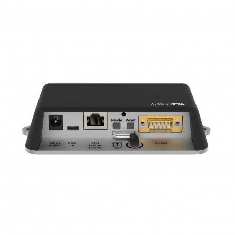Mikrotik LtAP mini RB912R-2nD-LTm 2.4Ghz WiFi GPS 2 SIM SLOT LTE