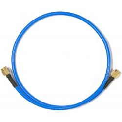 Mikrotik AC / RPSMA pigtail flexible RPSMA a RPSMA cable de 500