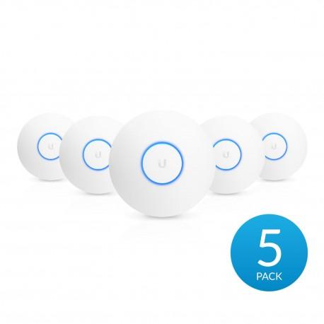 Pack 5 pieces UBIQUITI UAP-AC-LITE-5 UniFi AP, AC LITE