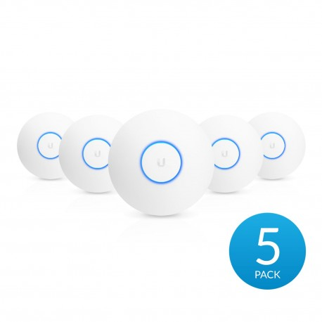 Pack 5 unidades UBIQUITI UAP-AC-LITE-5 UniFi AP, AC LITE