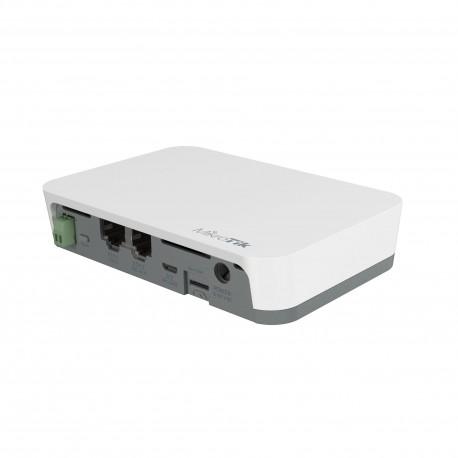 MikroTik KNOT RB924i-2nD-BT5&BG77 Gateway 2 x Ethernet ports