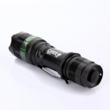 Flashlight Zoomable Adjustable Torch SA-9 SA9 400Lm High Power