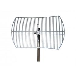 WIFI antenna Parabolica di Griglia 30dBi 5GHz 5.8 Ghz Griglia